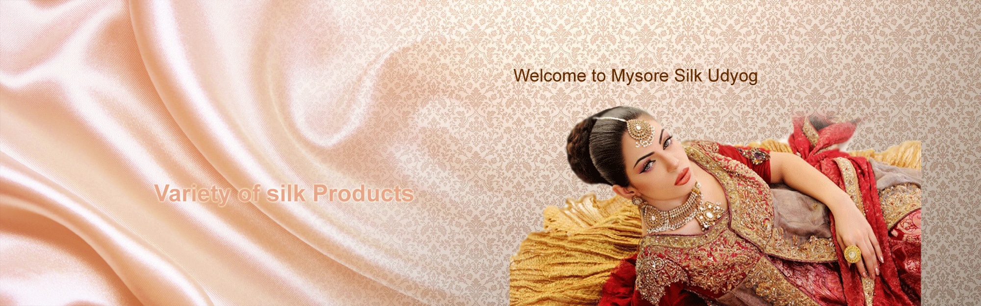 Welcome to Mysore Silk Udyog