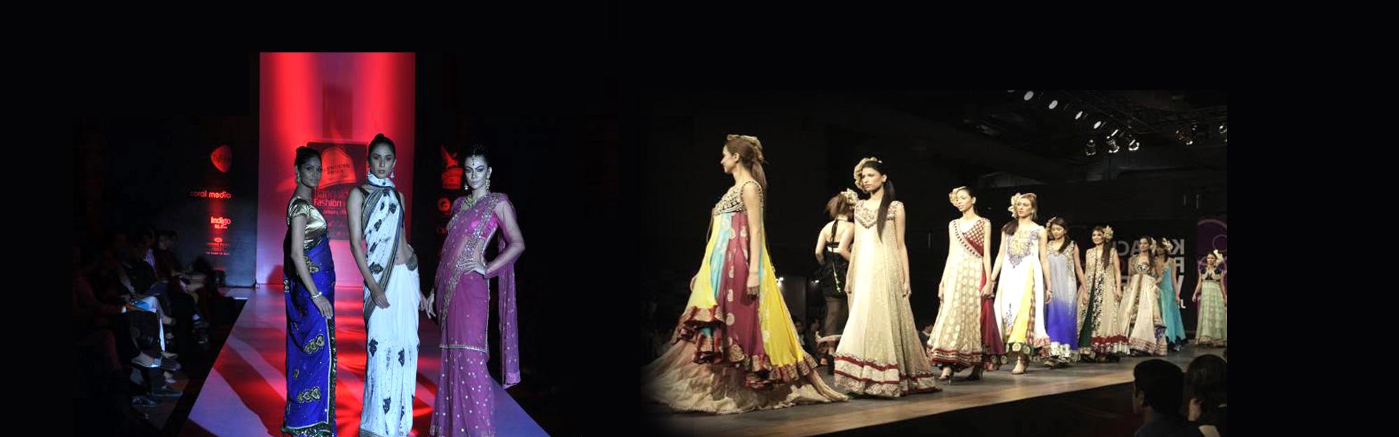 Gorgeous palace of Indian ethnic fashion